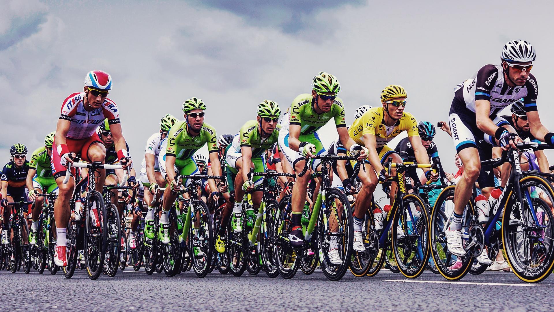 Picture This: The Tour de France – BLACKBIRD+